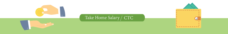 Take Home Salary and CTC